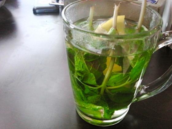 Verse munt thee