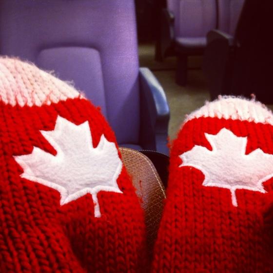 Valentine's day, Canada